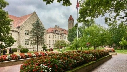 News from Indiana University