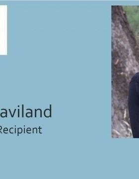 Photo of Dr Maya Haviland - 2021 SRI Grant Recipient