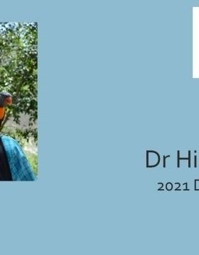 Photo of Dr Hilary Howes - 2021 DECRA Recipient
