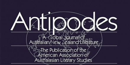 CfP: Antipodes: A Global Journal of Australian / New Zealand Literature