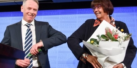 AuSI Annual Lecture 2020: Pat Turner AM delivers a powerful speech