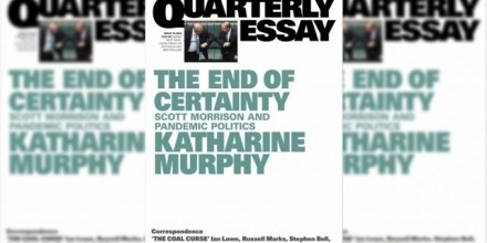 Scott Morrison and pandemic politics with Katharine Murphy
