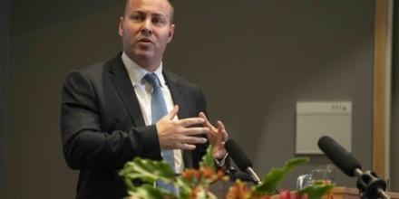 Treasurer outlines new economic challenges in Australian Studies lecture
