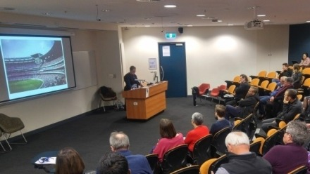 A/Prof. Kate Seear tackles theme of human rights in sport for 2019 Alice Tay Lecture