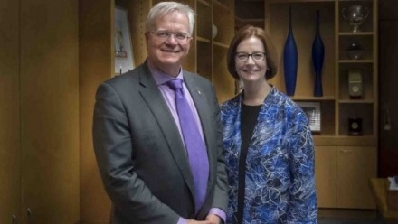 ANU and King's College partner to improve gender equity