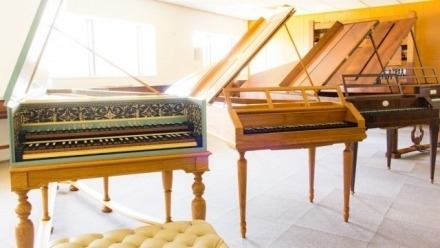 ANU School of Music Welcomes a New Harpsichord