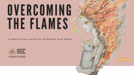 Overcoming the Flames: a bushfire relief concert