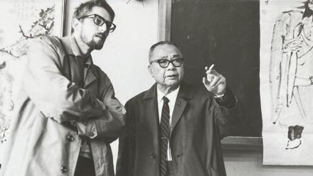 Pierre Ryckmans: Artist and Art Historian