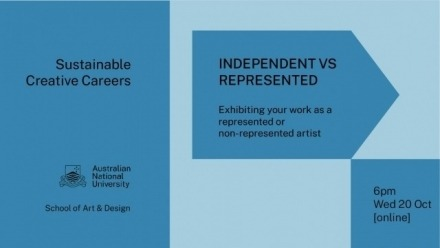 Sustainable Creative Careers: Independent vs represented artists