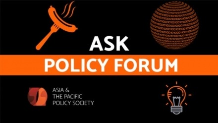 AuSI's Prof Mark Kenny on Ask Policy Forum