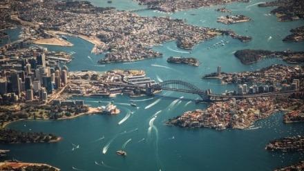 InASA 2020: Reinventing Australia