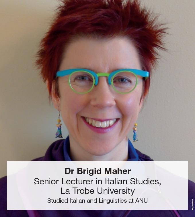 Dr Brigid Maher