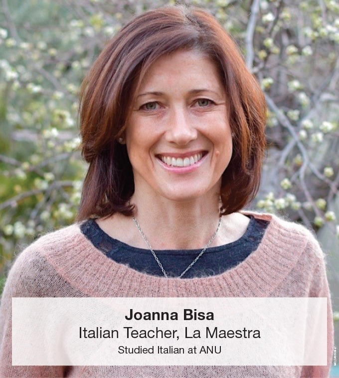 Joanna Bisa