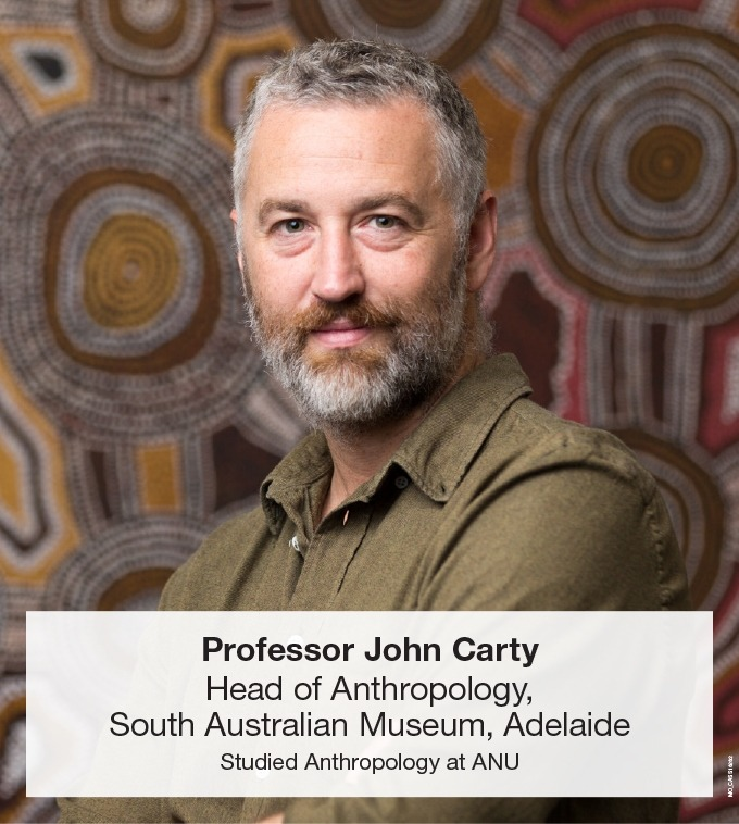 Professor John Carty