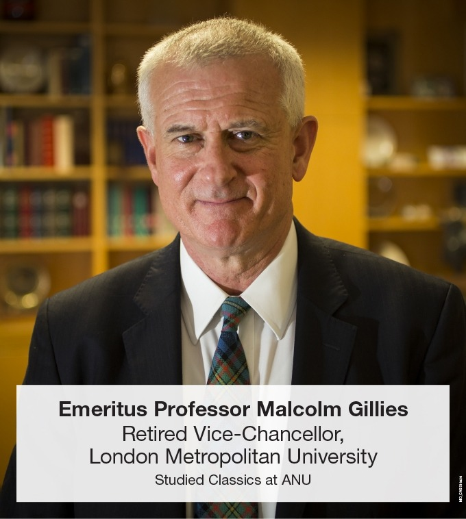 Emeritus Professor Malcolm Gillies