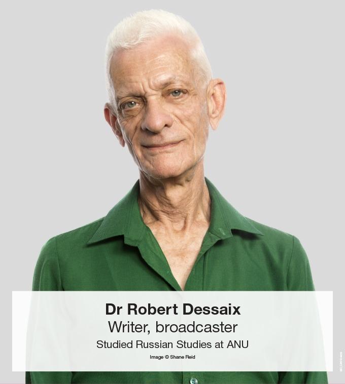 Dr Robert Dessaix
