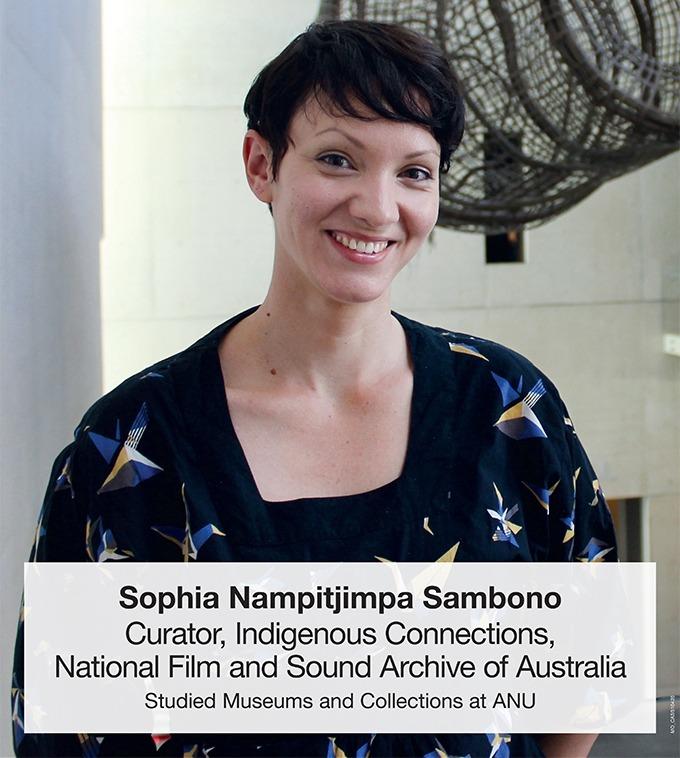 Sophia Nampitjimpa Sambono